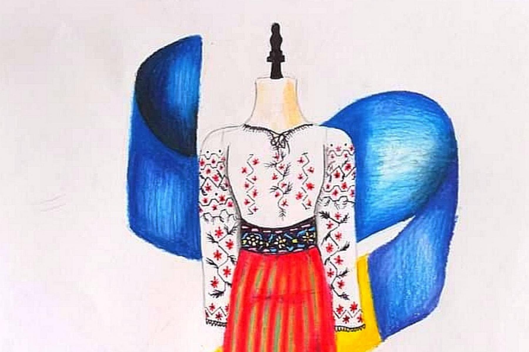 Creații desen cu ocazia zilei Limbii Române